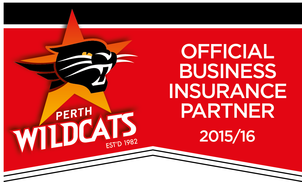 Official Business Insurance Partner 2014/15 - Perth Wildcats